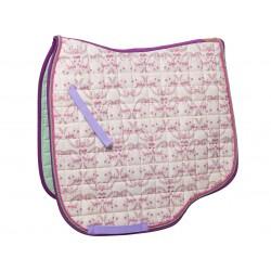 bunte Design Schabracke Rosa Pink