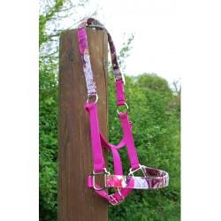 Halfter 'Waldritt' - pink